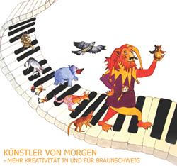 """Stiftung """"Künstler von morgen - mehr Kreativität in und für Braunschweig"""""""