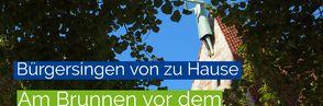 Bürgersingen - Liedtext für den 8. Juli