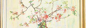 Schlummernde Kunst - Goldener Herbst und bunte Blumen!