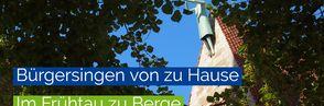 Bürgersingen - Liedtext für den 22. Juli