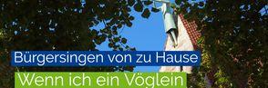 Bürgersingen - Liedtext für den 12. August