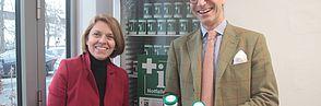 Notfalldose: Rettung aus dem Kühlschrank