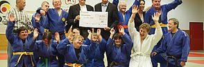 6.000 Euro für die Judoka