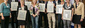 Auszeichnung für 12 Unternehmen von CSR Regio.Net Braunschweig