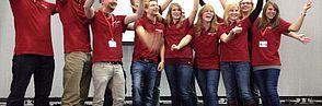 iGEM Team gewinnt Preis in Boston