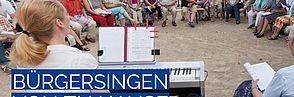 Bürgersingen - Liedtext für den 27. Mai