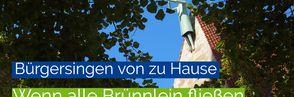 Bürgersingen - Liedtext für den 24. Juni