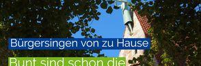Bürgersingen - Liedtext für den 5. August